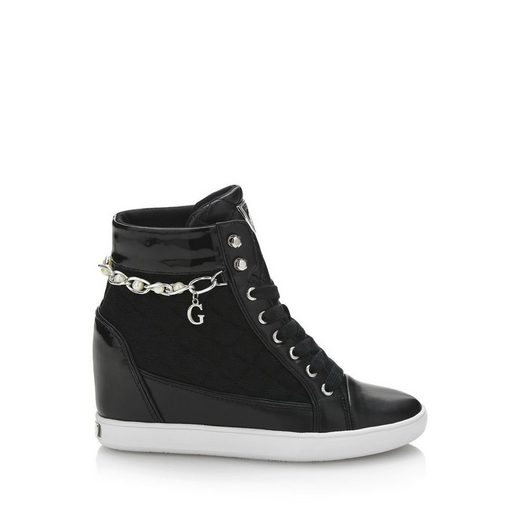 Guess SNEAKER-WEDGES FORTY SPITZE