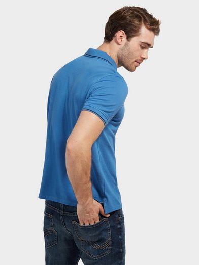 Tom Tailor T-Shirt schlichtes Polo