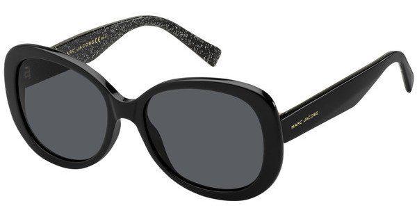 MARC JACOBS Marc Jacobs Damen Sonnenbrille » MARC 261/S«, schwarz, 2HQ/JL - schwarz/ gold