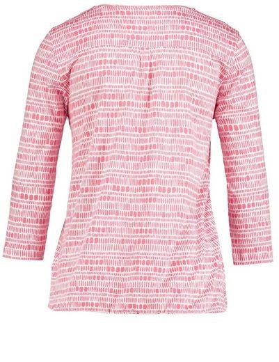 Gerry Weber T-shirt 3/4 Bras Manches 3/4 Blouseshirt