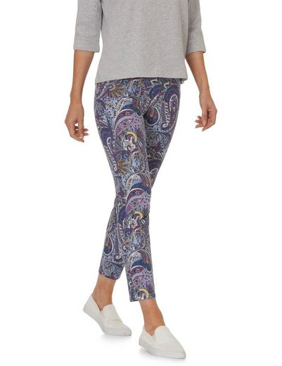 Betty Barclay Hose Mit Paisleymuster