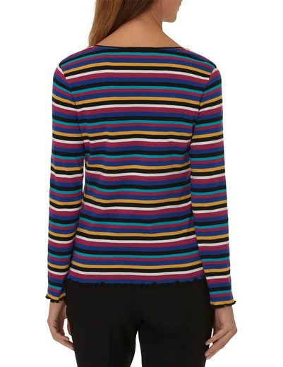 Betty Barclay Shirt With Stripes