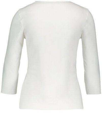 Gerry Weber T-Shirt 3/4 Arm Shirt organic and fair