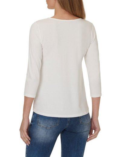 Betty Barclay Shirt mit plaziertem Druck