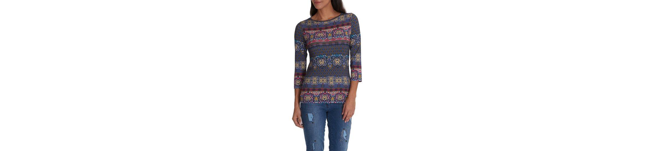 Betty Barclay Shirt mit Allover Muster Billig Verkauf 100% Original aBL4ACO2