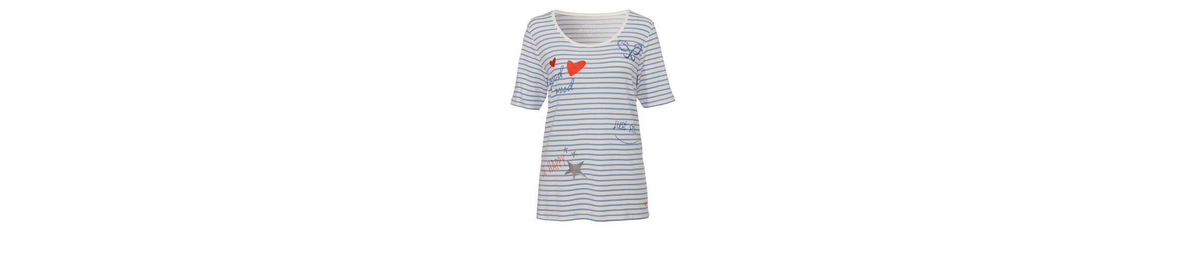 Spielraum Mode-Stil passport Maritimes Shirt mit Verzierungen Limit Rabatt iLlf8