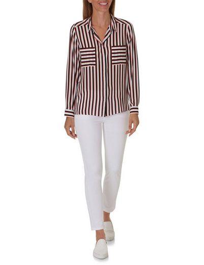 Betty Barclay Bluse mit Hemdkragen im Streifen-Look