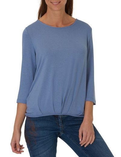 Betty Barclay Shirt mit Gummizug am Saum