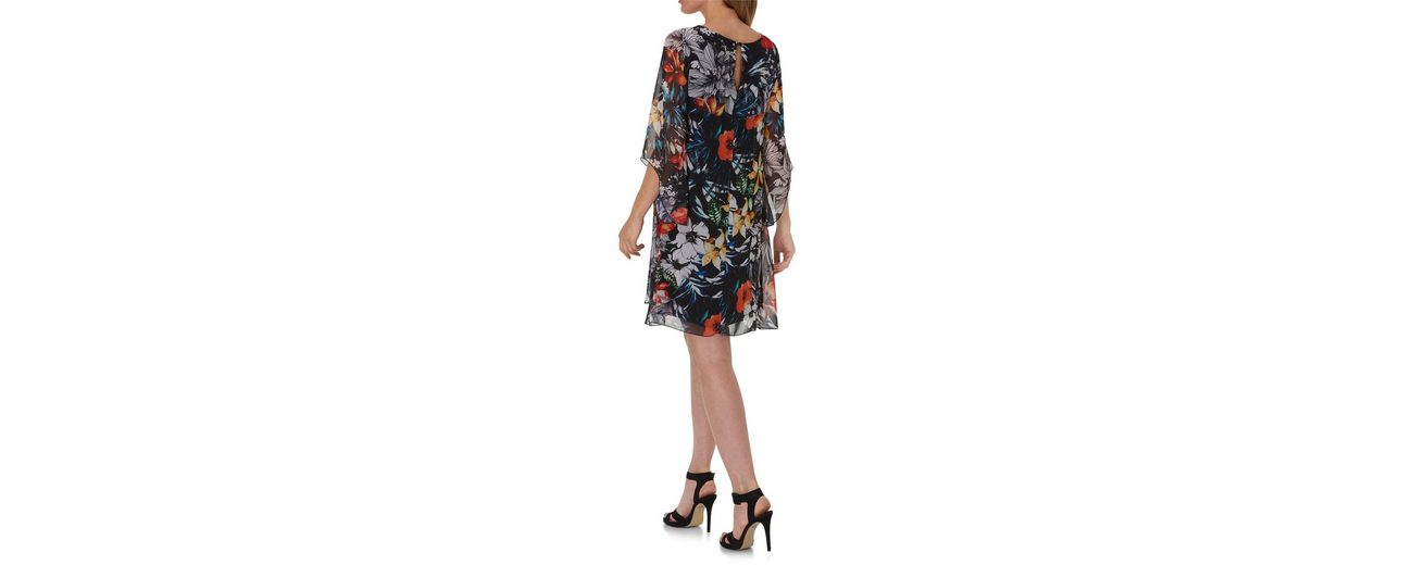 mit Barclay Betty Florales Kleid Trompeten盲rmeln Barclay Kleid Betty Trompeten盲rmeln Florales Barclay Florales mit Betty wqx7A