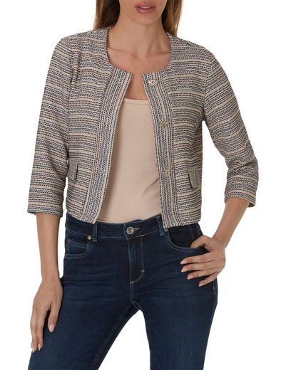 Betty Barclay Blazer From Structurally Ware
