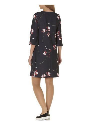 Betty&Co Kleid mit floralem Allover Print