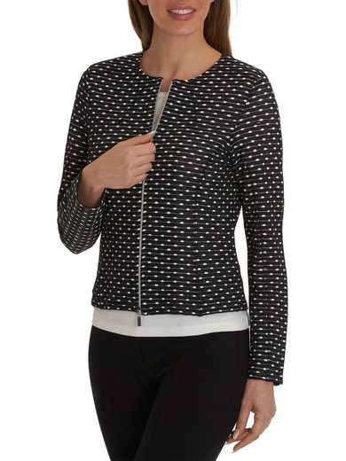 Betty Barclay Shirtjacke mit Struktur