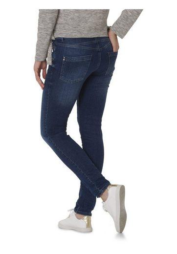 Betty&Co Jeans in verwaschener Optik