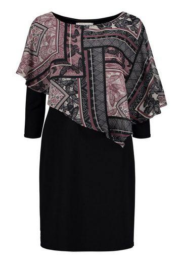 Betty Barclay Kleid im Chiffon Layer-Look