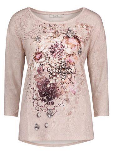 Betty Barclay Shirt mit floralem Frontprint