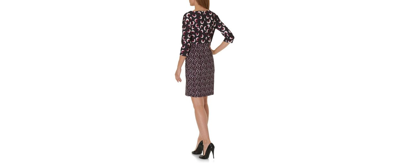 Betty Barclay Kleid mit buntem Allover-Muster Einkaufen Genießen Großhandelspreis Verkauf Online Online Kaufen Authentisch Günstig Für Schön rUP7LK