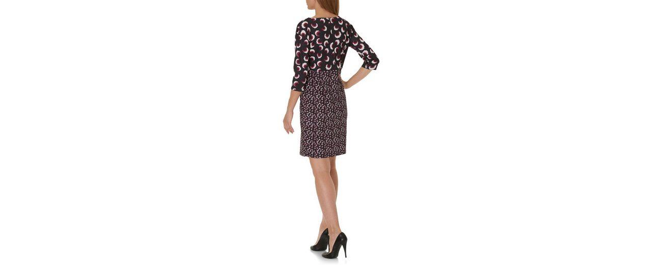 Betty Barclay Kleid mit buntem Allover-Muster Billig Verkauf Beruf wfuYlmMBl