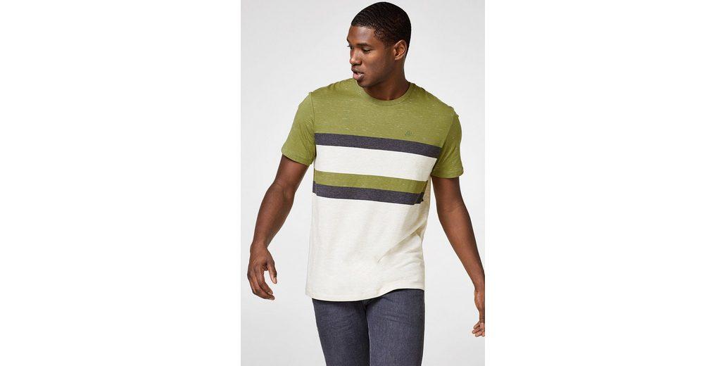 EDC BY ESPRIT Slub-Shirt aus Baumwolljersey Neue Online-Verkauf Billig Verkauf Eastbay Rabatt Exklusiv Billig Verkauf Vorbestellung PGeMSaz