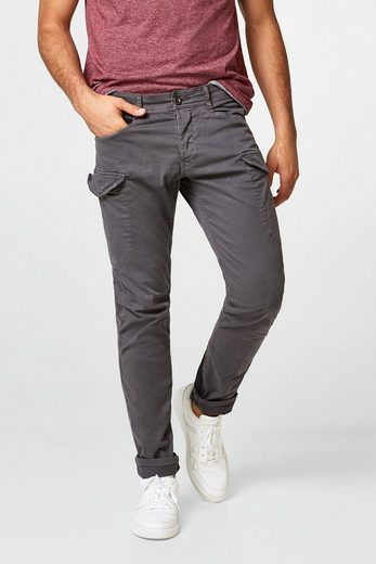 EDC BY ESPRIT Stretch-Pants im Cargo-Look
