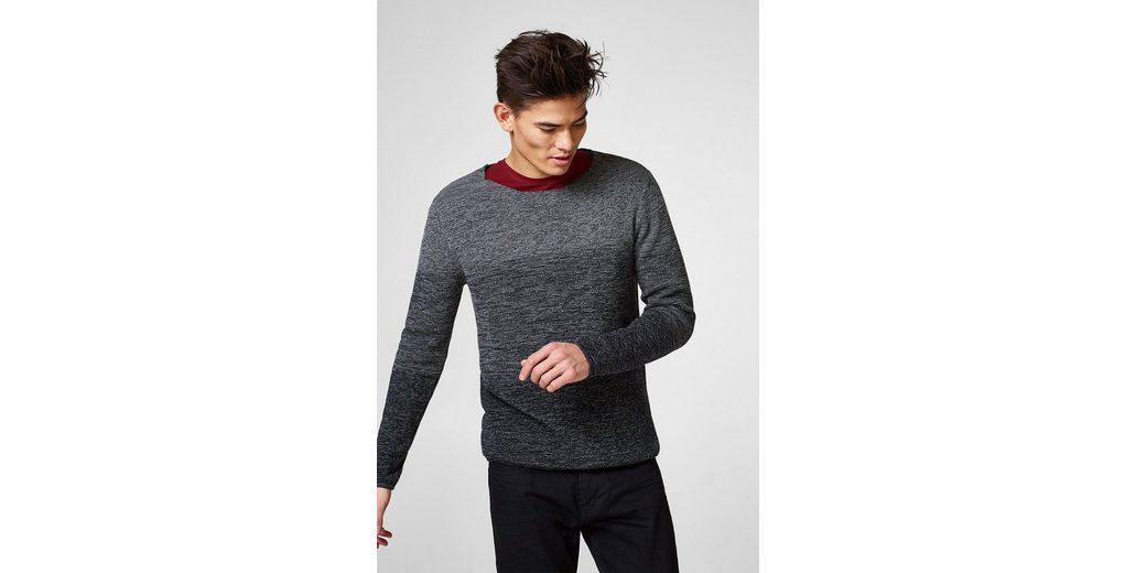 Günstiger Preis Großhandelspreis Finish Zum Verkauf EDC BY ESPRIT Strick-Sweater mit Farbverlauf Bester Ort  Um Online uczc8j