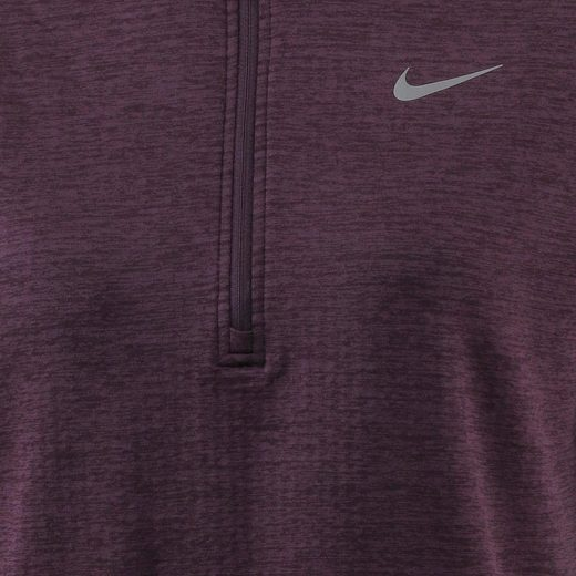 Nike Performance Laufshirt Therma Sphere Element