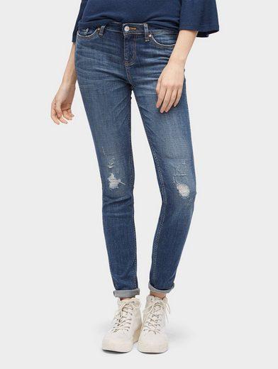 Tom Tailor Denim 5-Pocket-Jeans Nela Extra Skinny Jeans