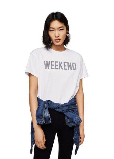 MANGO T-Shirt Weekend