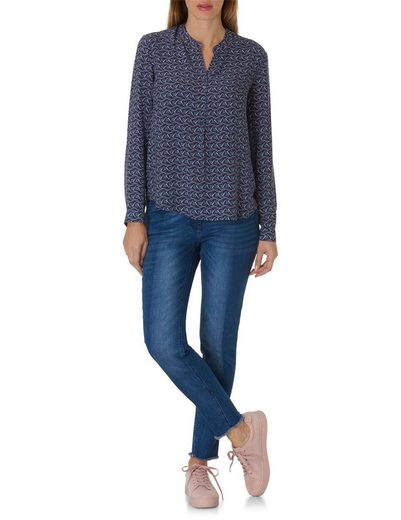Betty&Co Bluse mit Allover Muster