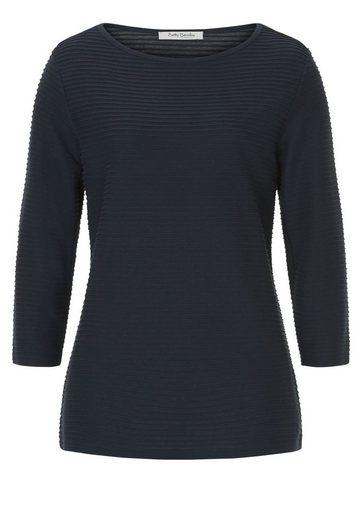 Betty Barclay Shirt mit Struktur und Rundhals