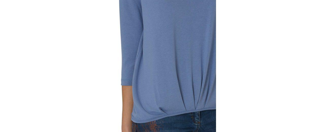 2018 Neue Rabatt Aus Deutschland Betty Barclay Shirt mit Gummizug am Saum Günstige Rabatte jDeCWiO