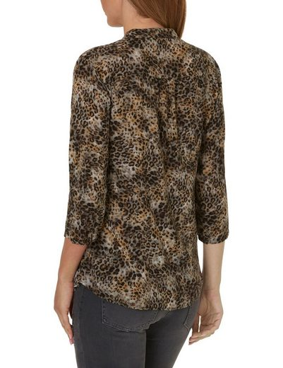 Betty Barclay Bluse mit Leo Print
