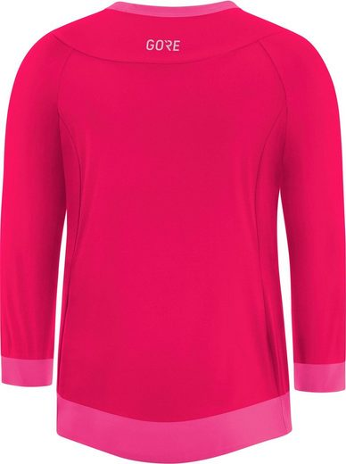 GORE WEAR T-Shirt C5 All Mountain 3/4 Jersey Women