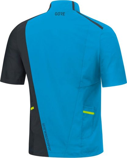 GORE WEAR T-Shirt R7 Windstopper Shirt Men