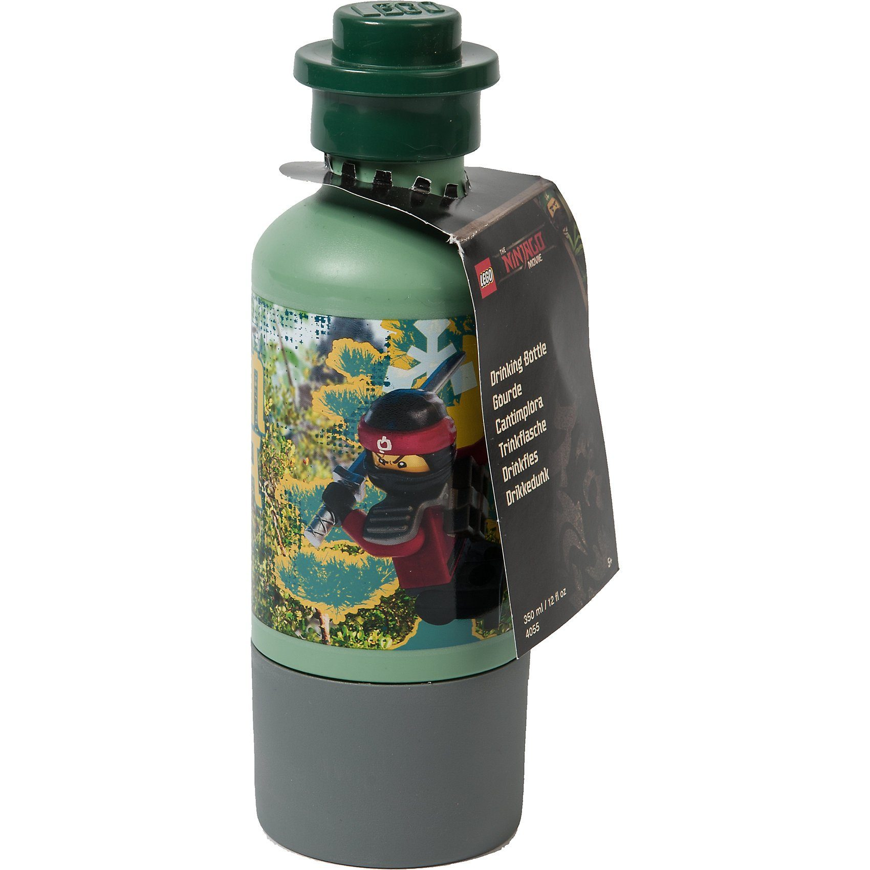 LEGO Trinkflasche Ninjago Movie, 375 ml