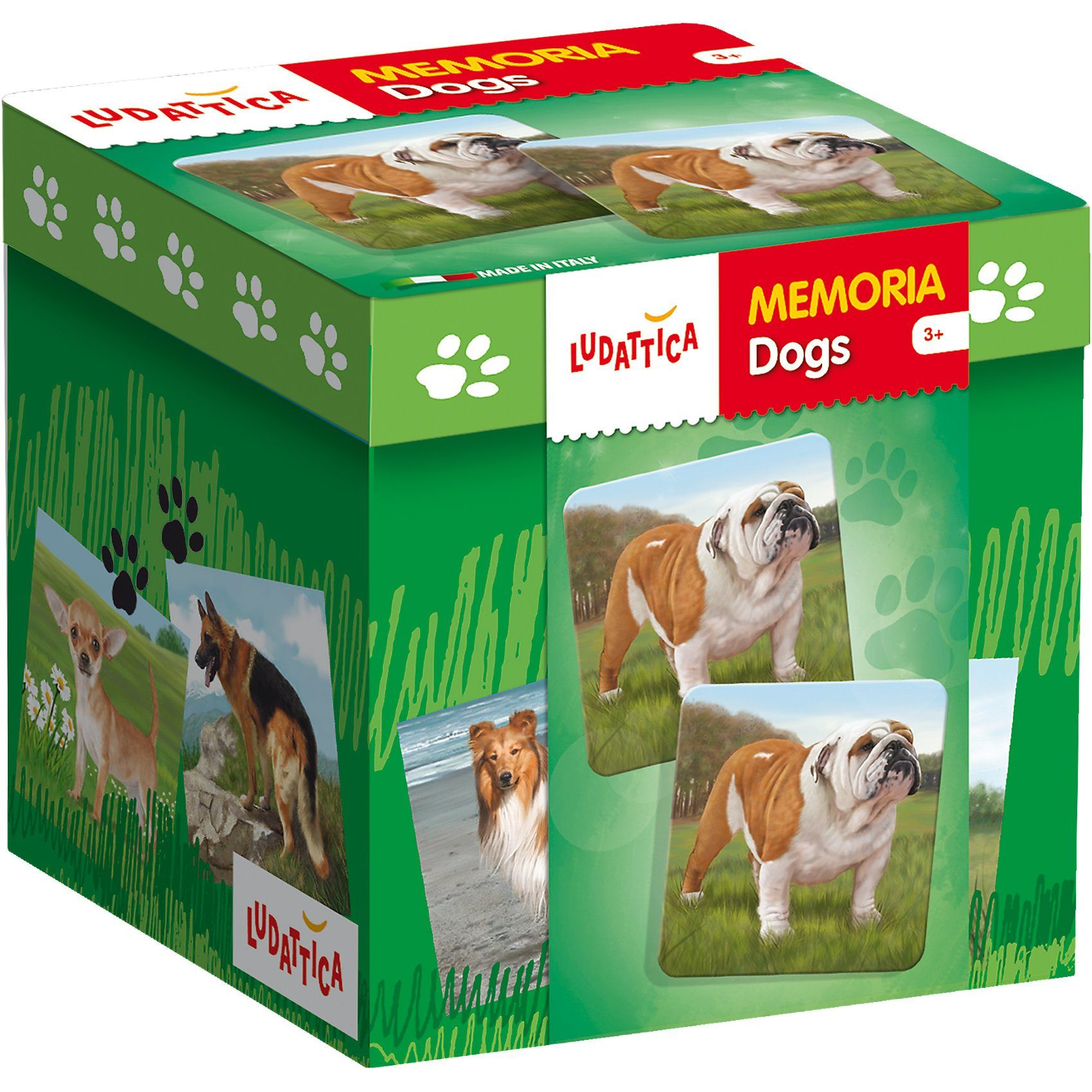Lisciani Memo - Hunde