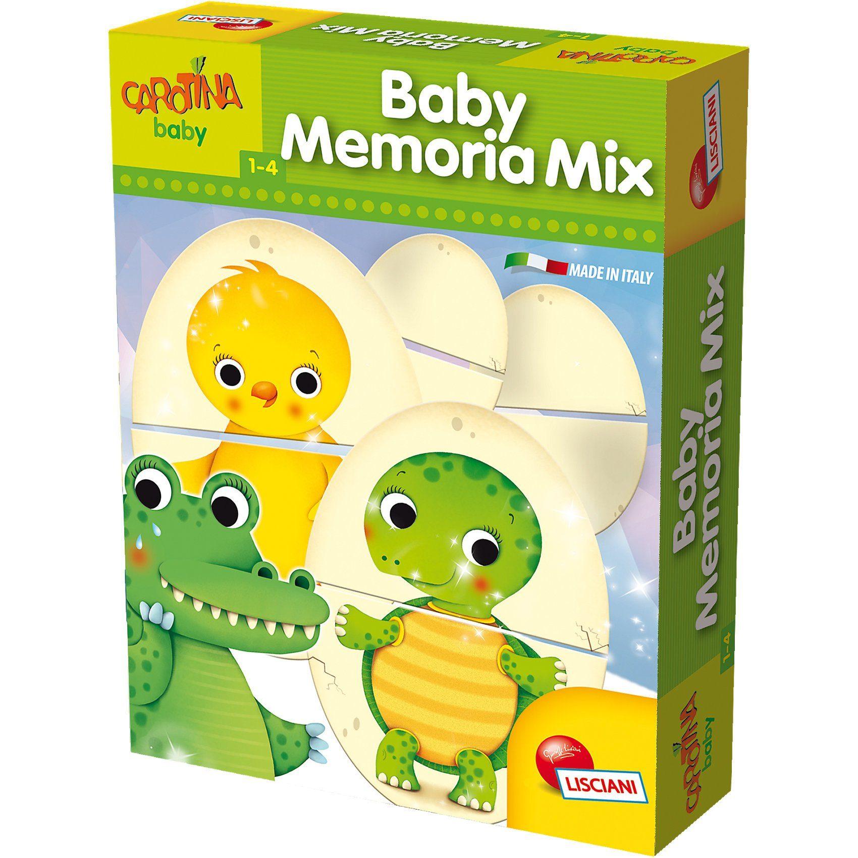 Lisciani Baby Memo Mix