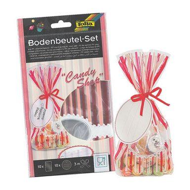 Folia Bodenbeutel-Set »CANDY SHOP«
