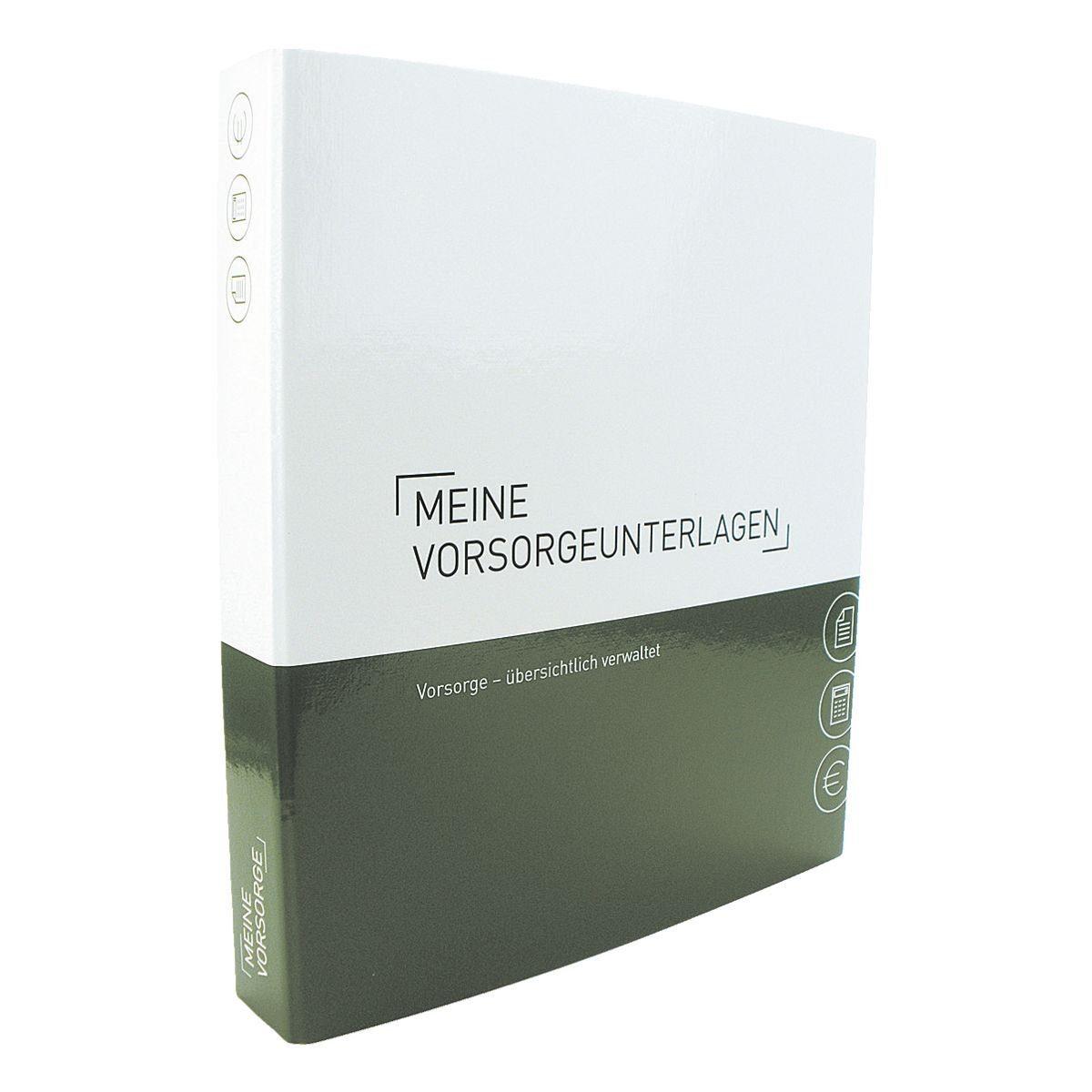 Themenringbuch mit Register »Vorsorge«