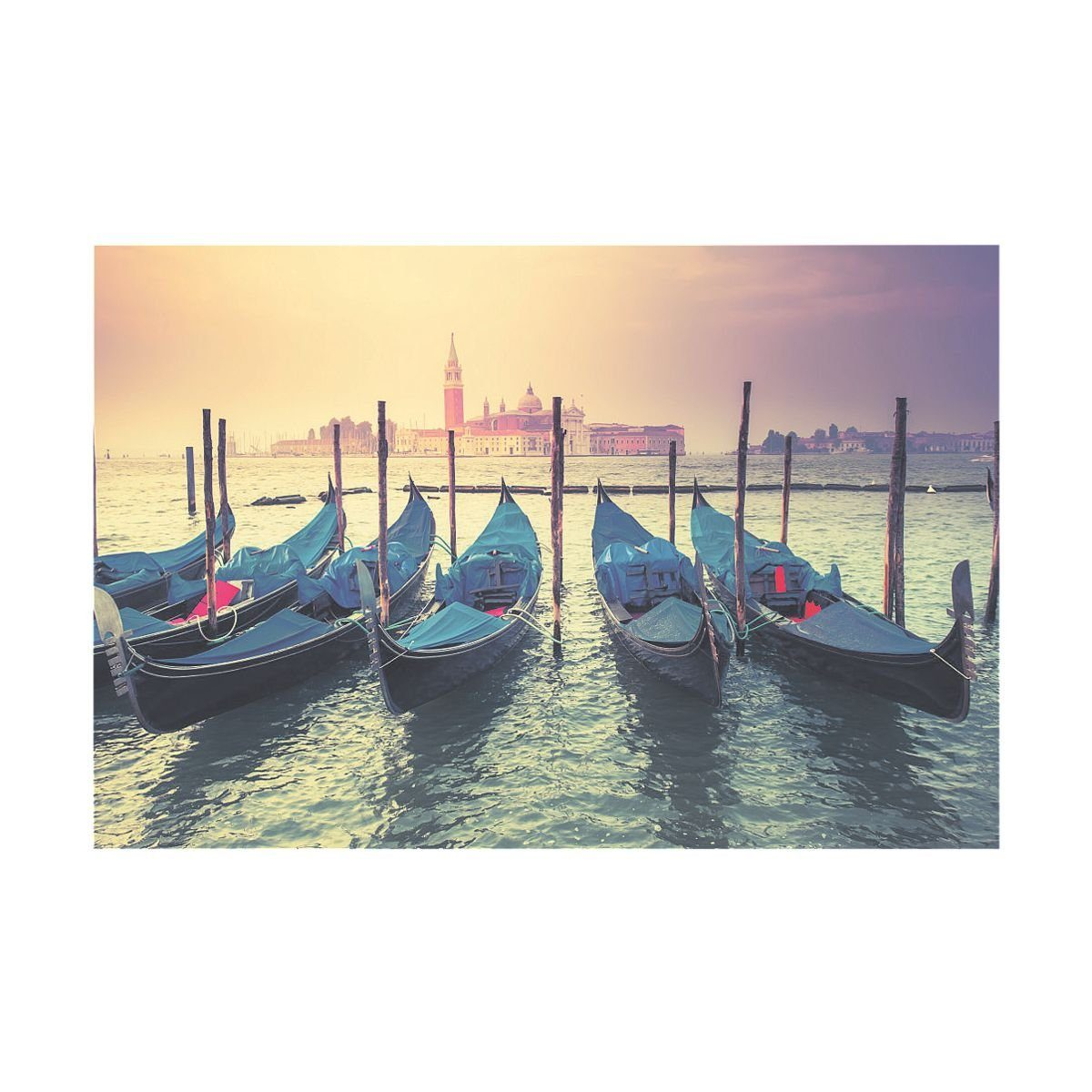 PAPERFLOW Wandbild »Venedig«