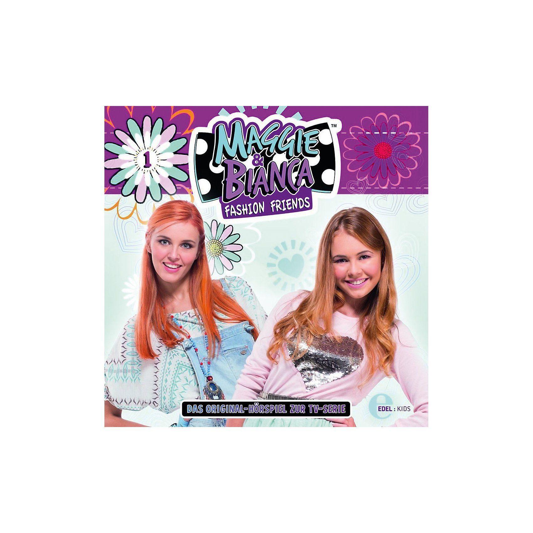 Edel CD Maggie & Bianca 1 - Hörspiel
