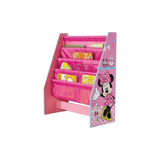 WORLDS APART Bücherregal, Minnie Mouse