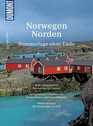 Broschiertes Buch »DuMont BILDATLAS Norwegen Norden«