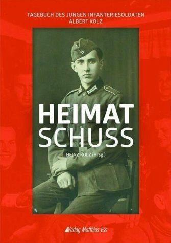 Broschiertes Buch »Heimatschuss«