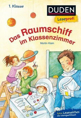 Gebundenes Buch »Duden Leseprofi - Das Raumschiff im...«