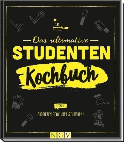 Gebundenes Buch »Das ultimative Studenten-Kochbuch«