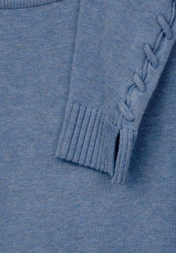 CECIL Pullover mit Ziernähten