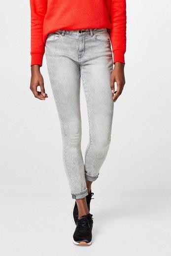 EDC BY ESPRIT Stretch-Jeans mit Trendwaschung