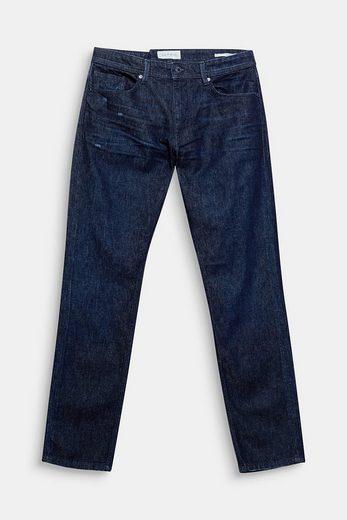 ESPRIT COLLECTION Stretch-Jeans mit leichter Melierung