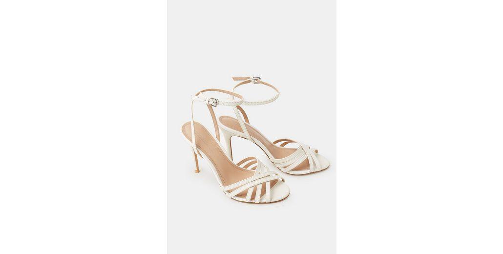 ESPRIT Elegante Sandalette aus Ziegenleder Freies Verschiffen Niedrig Versandkosten Billig Verkauf Bestes Geschäft Zu Bekommen nTu3Pp5Iz