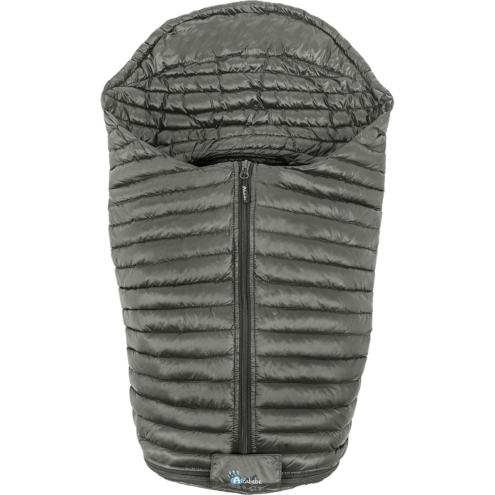 Altabebe All year footmuff Ultra Light Down Babyschale, grey
